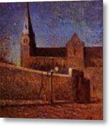 Vaugirard Church 1879 Metal Print