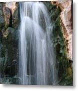 Vegas Waterfall Metal Print