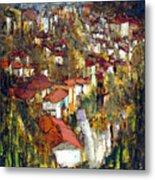 Veliko Tarnovo - Panorama Metal Print