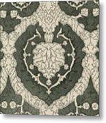 Velvet Hangings, 16th Century Metal Print
