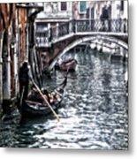 Venetian Bypass Metal Print