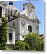 Venetian Church Metal Print