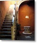Venetian Stairway Metal Print