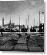 Venezia 2 Metal Print