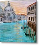 Venice 1 Metal Print