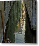 Venice 3 Metal Print