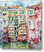 Venice-6-30-15 Metal Print