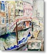 Venice-7-15 Metal Print