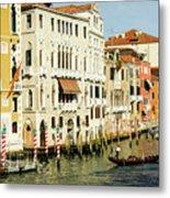 Venice Architecture Metal Print