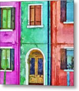 Venice Beautiful 17 Metal Print