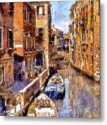 Venice I Metal Print