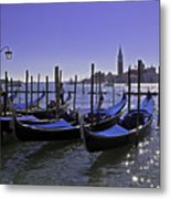 Venice Is A Magical Place Metal Print