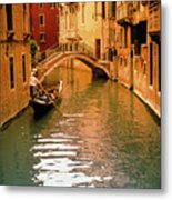 Venice ,italy. Metal Print