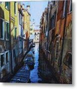 Venice Iv Metal Print