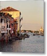 Venice Lover Metal Print