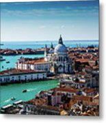 Eternal Venice Metal Print