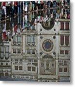 Venice Parade Metal Print by Patrick English