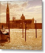 Venice Vi Metal Print