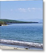 Ventry Harbor On The Dingle Peninsula Ireland Metal Print