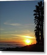 Ventura Sunset Metal Print