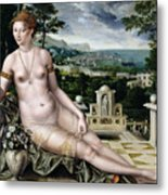 Venus Of Cythera Metal Print