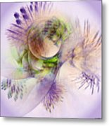 Venusian Microcosm Metal Print