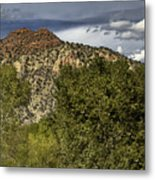 Verde Canyon Metal Print