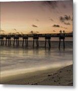 Vero Beach Sunrise Metal Print