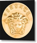 Versace Jewelry-1 Metal Print