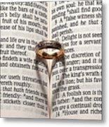 Verse 22 Metal Print