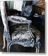 Very Elegant - Very Marie Antoinette Metal Print