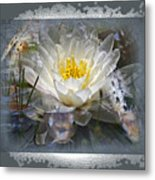 Very Koi Metal Print