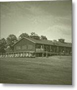 Vesper Hills Golf Club Tully New York Antique 01 Metal Print