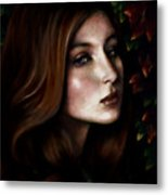 Vespertina Quies Metal Print