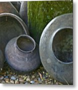 Vessels Metal Print