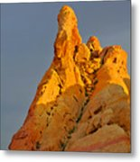 Vibrant Valley Of Fire Metal Print