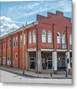Victor Elks Lodge Metal Print