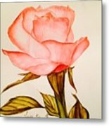 Victorian Rose  Metal Print