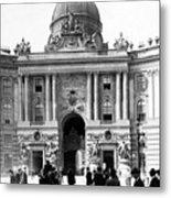 Vienna Austria - Imperial Palace - C 1902 Metal Print
