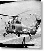 Vietnam War 1966 Metal Print