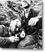 Vietnam War Medic 1966 Metal Print