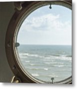 View At Sea II Metal Print
