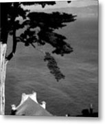 View From Alcatraz Metal Print