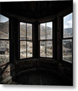 View From Animas Forks Metal Print