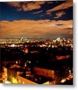 View From Brooklyn  Metal Print