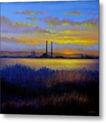 View From Clontarf - Dublin Metal Print