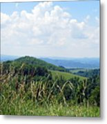 View From Copper Ridge Metal Print