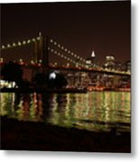 View From Dumbo Metal Print