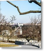 View From John F Kennedys Grave Metal Print
