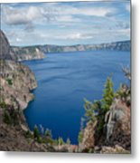 View From Merriam Point Metal Print